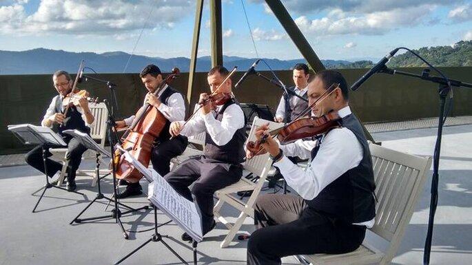 orquestra para casamentos de São Paulo