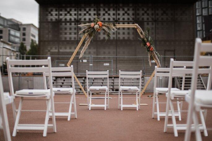 Stand up for Love zur Rettung der Hochzeitzsbranche