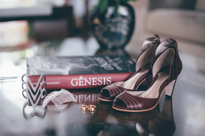 Sapato The Day Shoe. Foto: L'amourgraphy