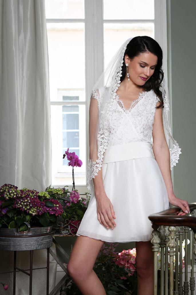Vente privée de robes de mariée