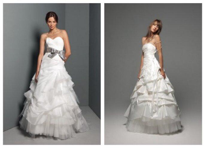 Modelos Eleane y Ephrem - Foto: Cymbeline