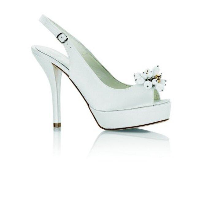 Zapato con plataforma Castañer - modelo Manila