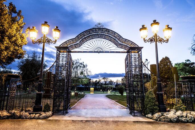 El Complejo El Olivar finca bodas Madrid