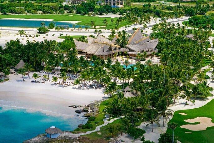 Resort de luxo em Punta Cana