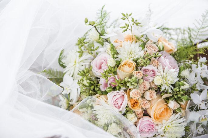 Buquet: Ninha Flor | Foto: Anna Quast e Ricky Arruda
