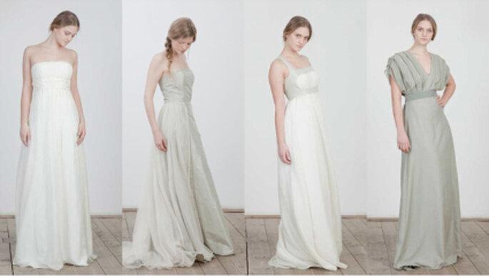 Brautkleider von Elfenkleid Kollektion 2011