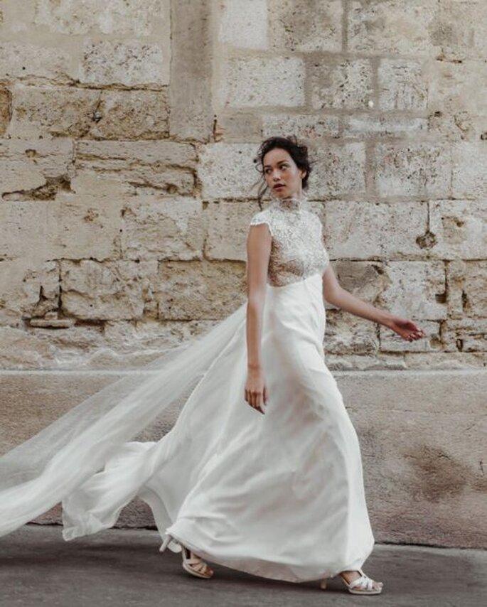 Robe de mariée éco responsable