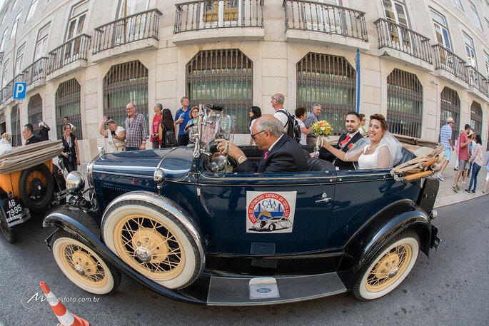 evento do casamento coletivo em Portugal