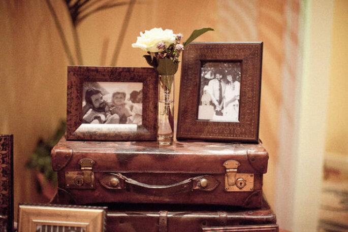7 detalles básicos para una boda vintage - Aaron Delesie