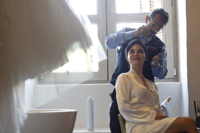 Jaime Castañeda Maquillaje y peinado para novias Cartagena