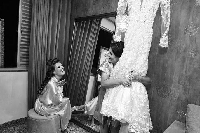 making of casamento