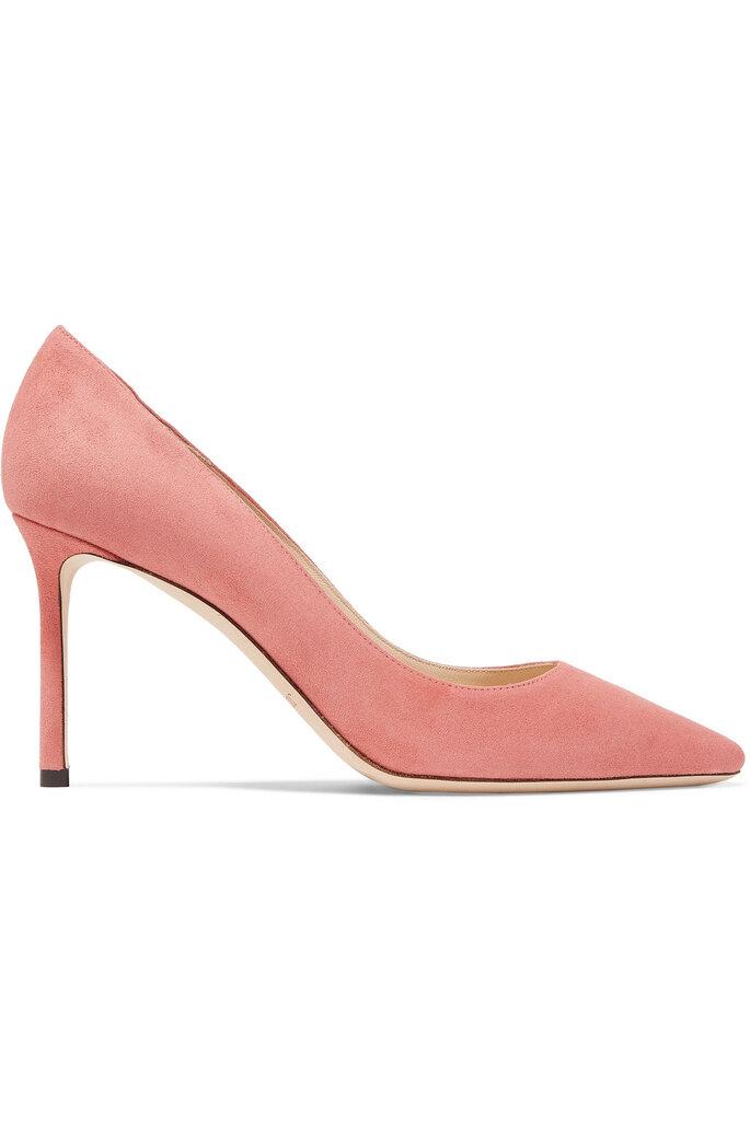Zapatos de novia de color