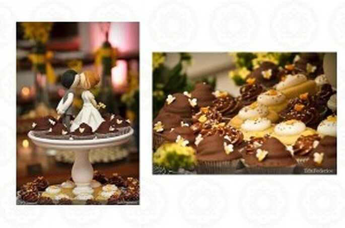 Cupcake de Luana Davidsohn