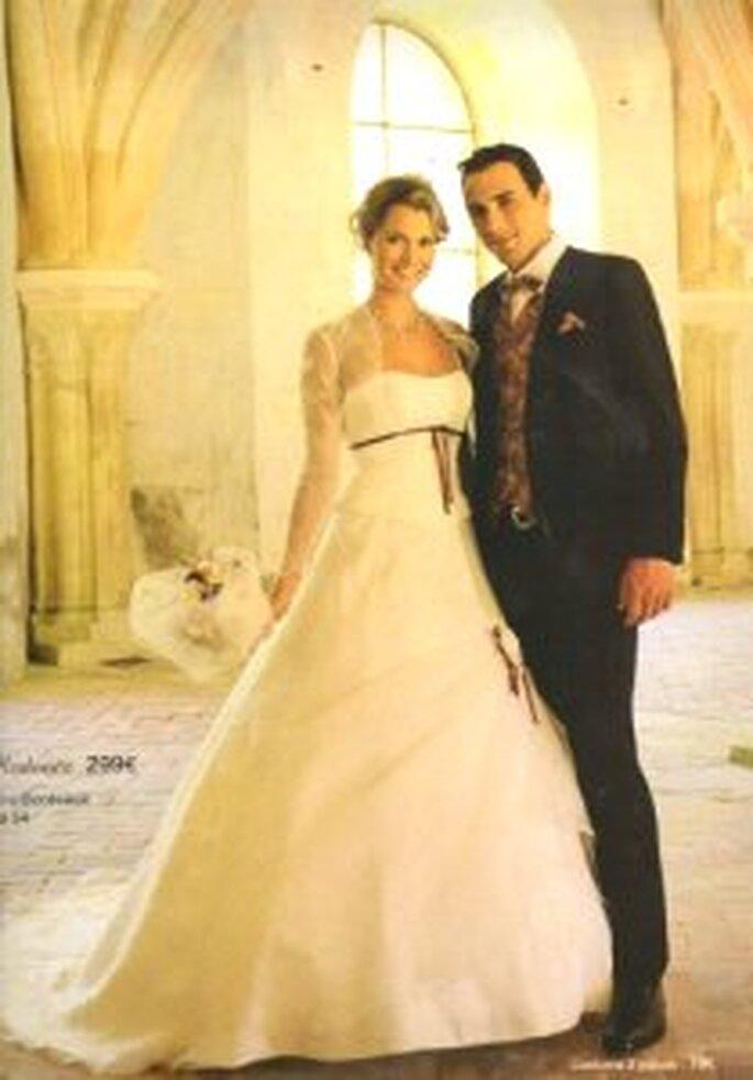 Tati Mariage 2009 - Pludouce 299€ et Costume 2 pièces pour homme 79€