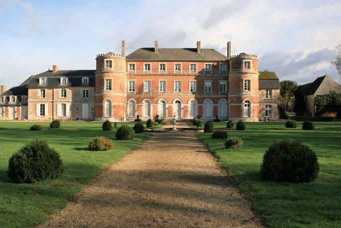 Château de Denonville - Lieu de réception de mariage - Eur-et-Loire