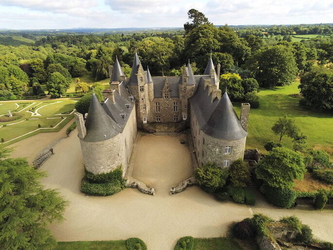 Château de Kergrist - Lieu de Réception - Côtes d'Armor (22)