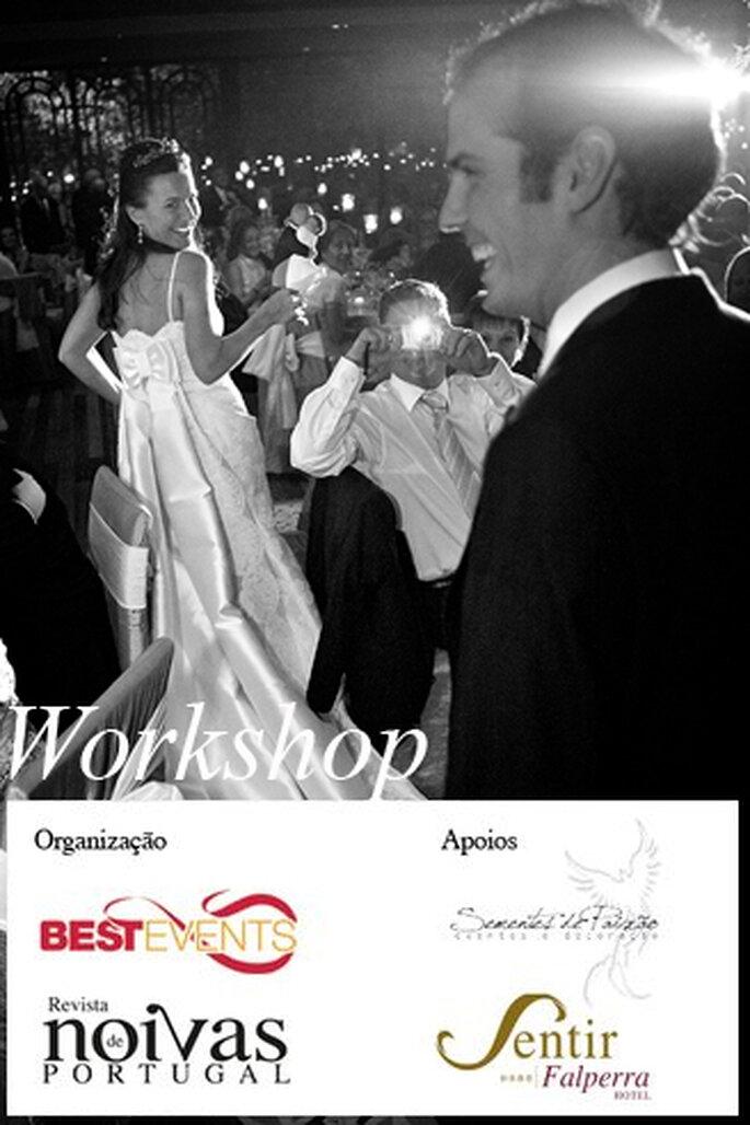 Workshop- O passo-a-passo do casamento