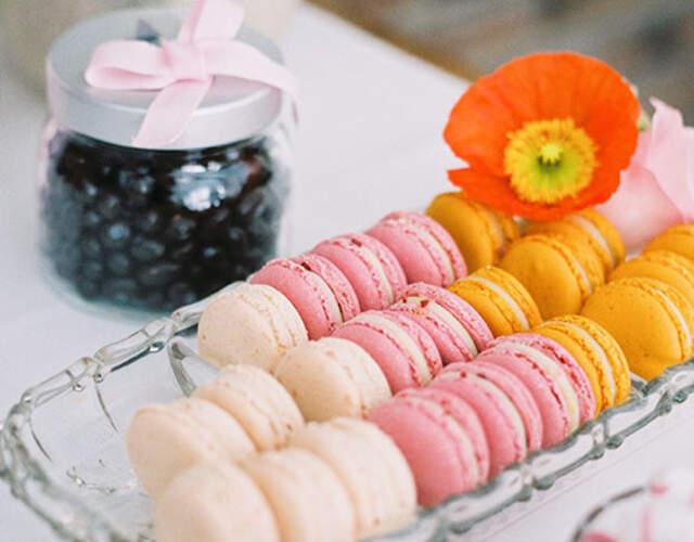Tortas y dulces de matrimonio en Temuco