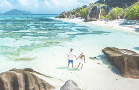 Mariage à l'étranger - Seychelles