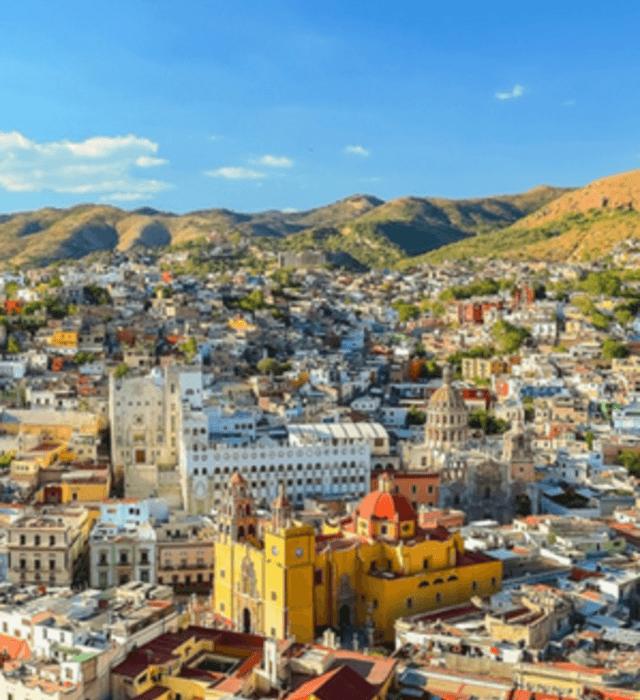 Lo mejor para tu boda en Guanajuato