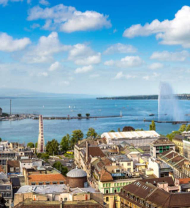 Das Beste für Ihre Hochzeit in Genf