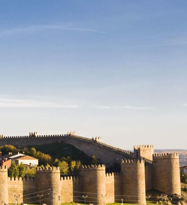 Organiza tu boda en Ávila