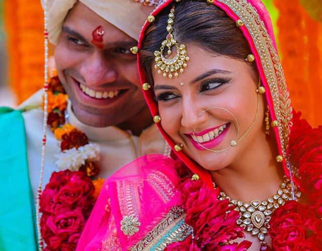 Wedding photographers in Madhya Pradesh