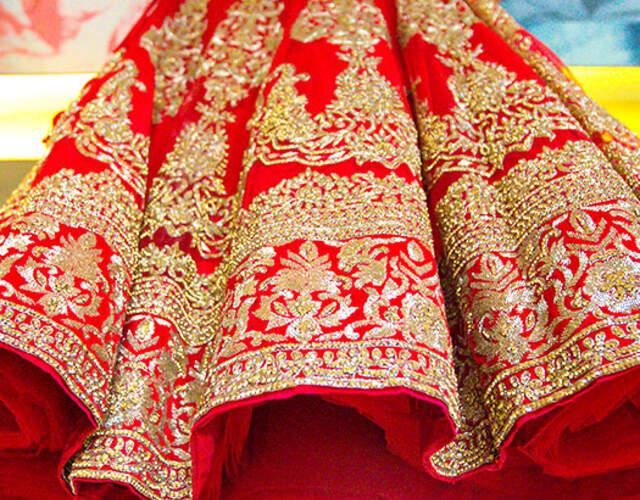 Bridal Lehenga in Punjab