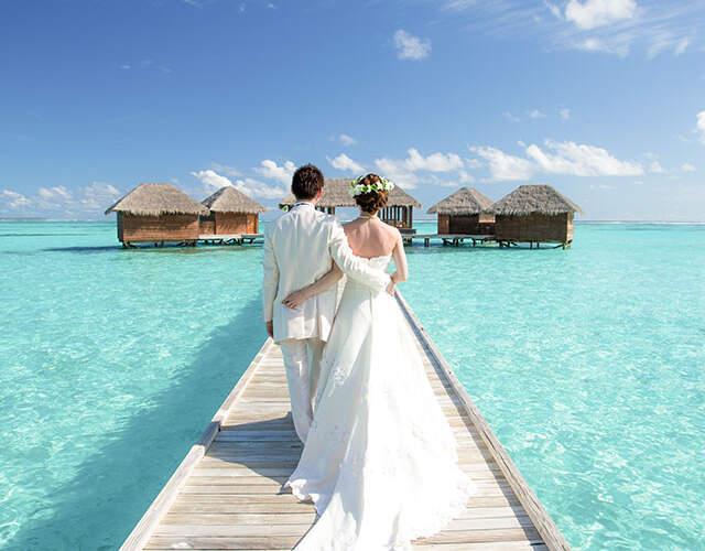 Het beste voor uw bruiloft in Kaafu