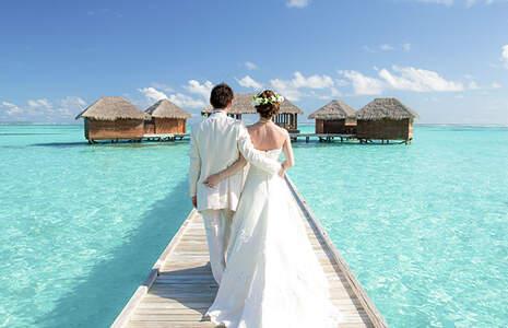 Sposarsi in Maldive
