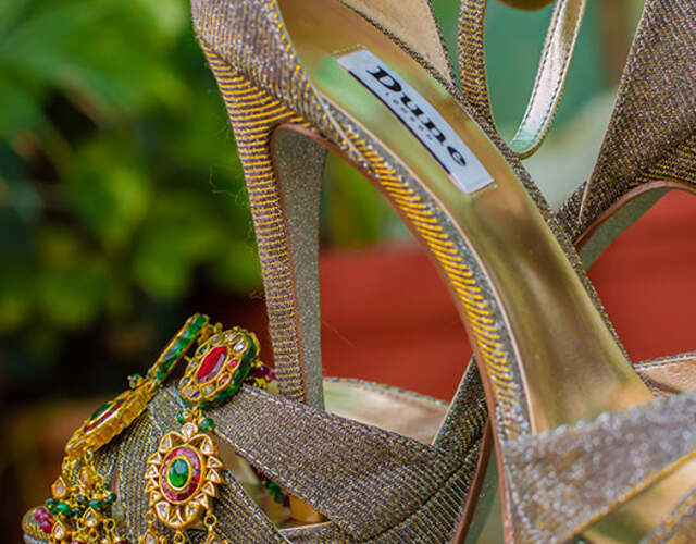 Bridal accesories & shoes in Jaipur