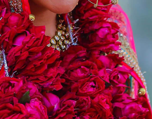 Wedding florists in Punjab