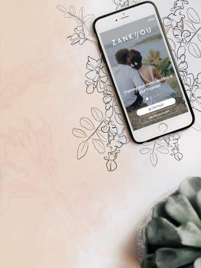 De perfecte app voor het organiseren van uw bruiloft