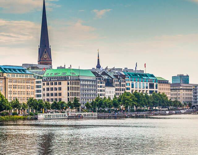 Das Beste für Ihre Hochzeit in Hamburg