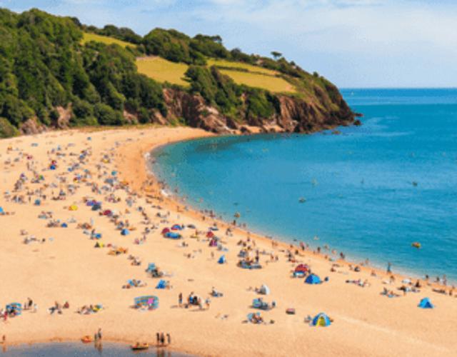 Wedding providers Devon with Sea views - beach weddings