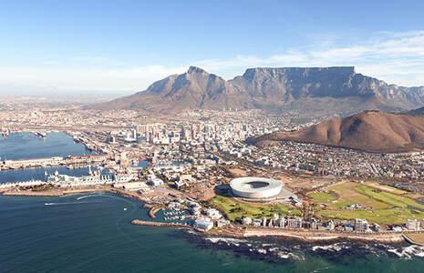 Свадьба за границей: ЮАР