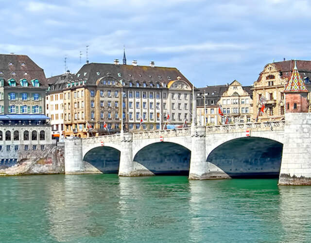 Das Beste für Ihre Hochzeit in Basel