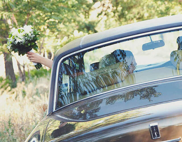 Wedding Transportation in California