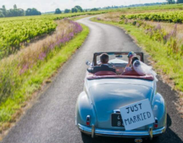 Voiture Mariage - Moselle (57)