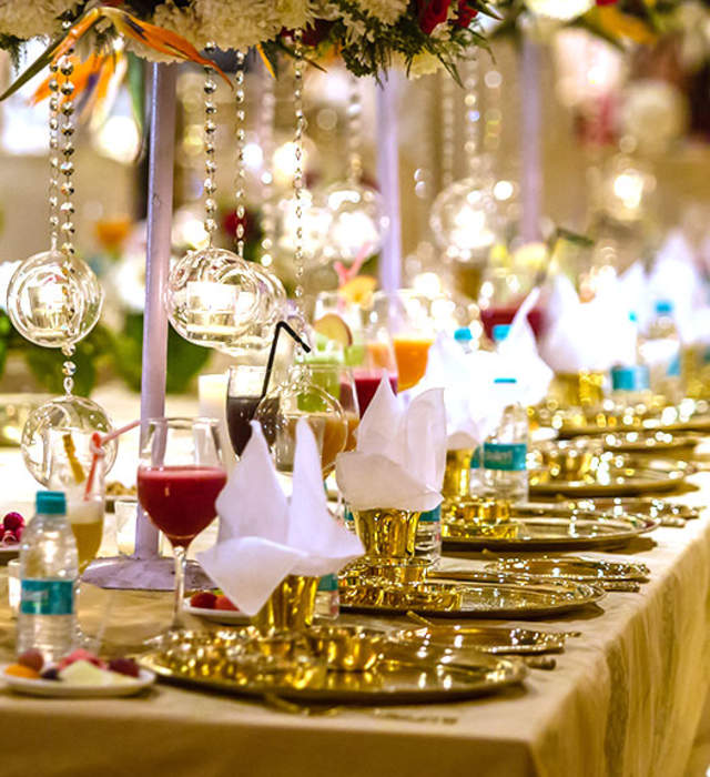 Wedding catering in West Bengal