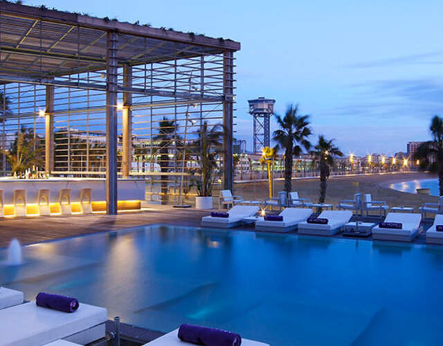 Hoteles para bodas en Barcelona