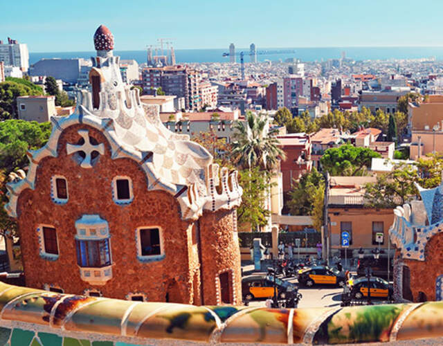 Organiza tu boda en Barcelona