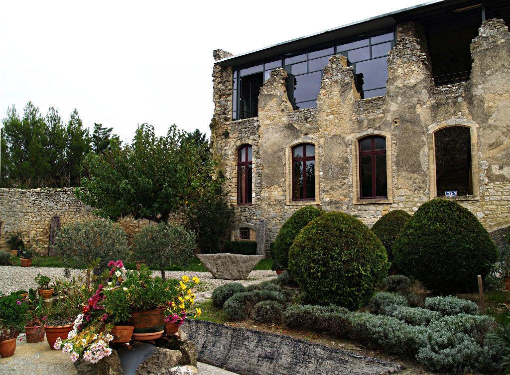 Château de Vénéjan