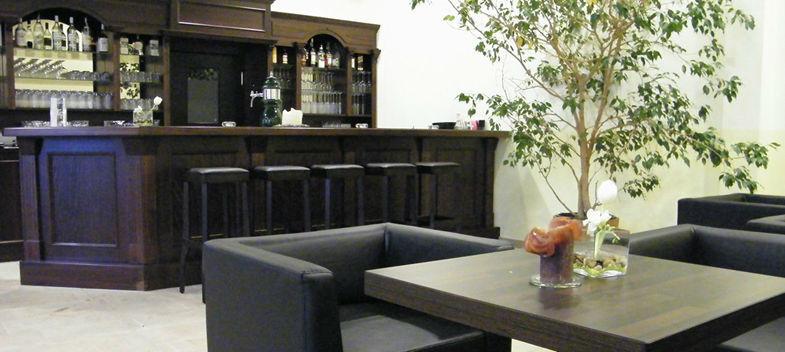 Beispiel: Bar, Foto: Schloss Burgk.