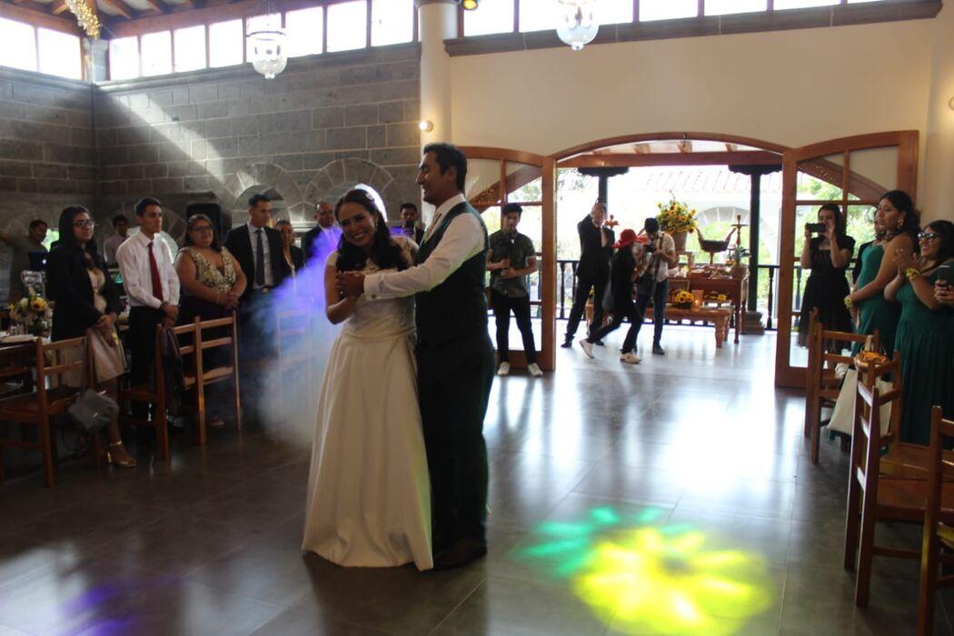 Nuestro Baile de Boda