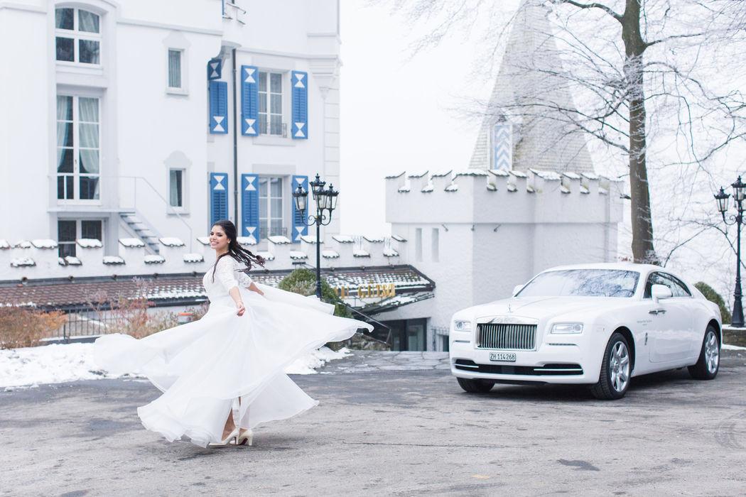 Vision Inspires Weddings