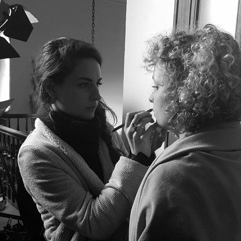 Myriam Poulet Maquilleuse professionnelle