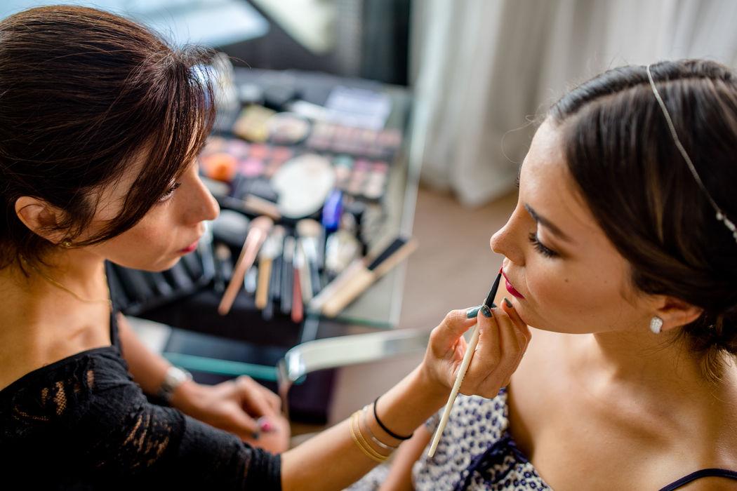 JenniferCarol Makeup