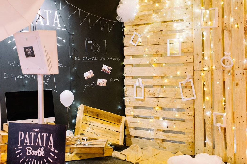 The Patata Booth