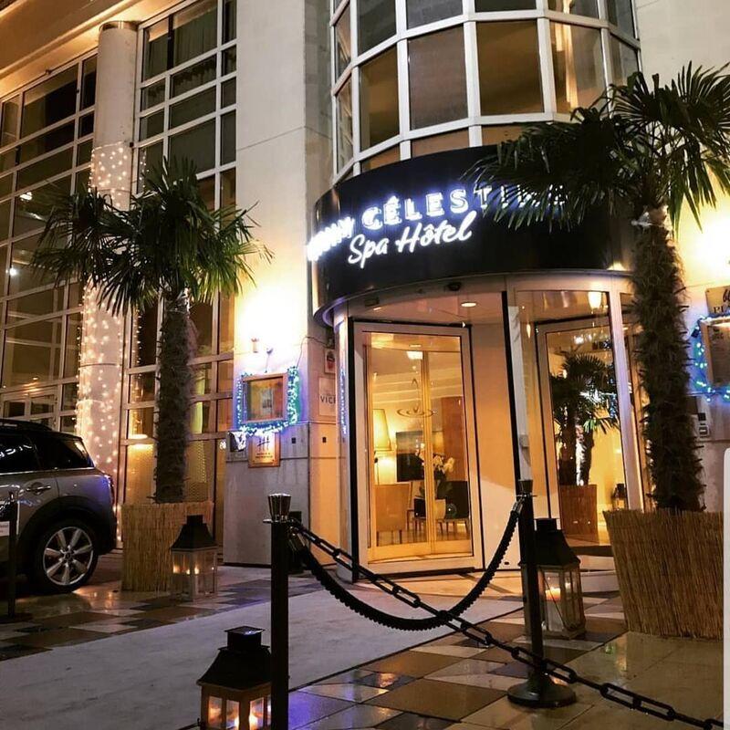 Hôtel & Spa Vichy Célestins*****